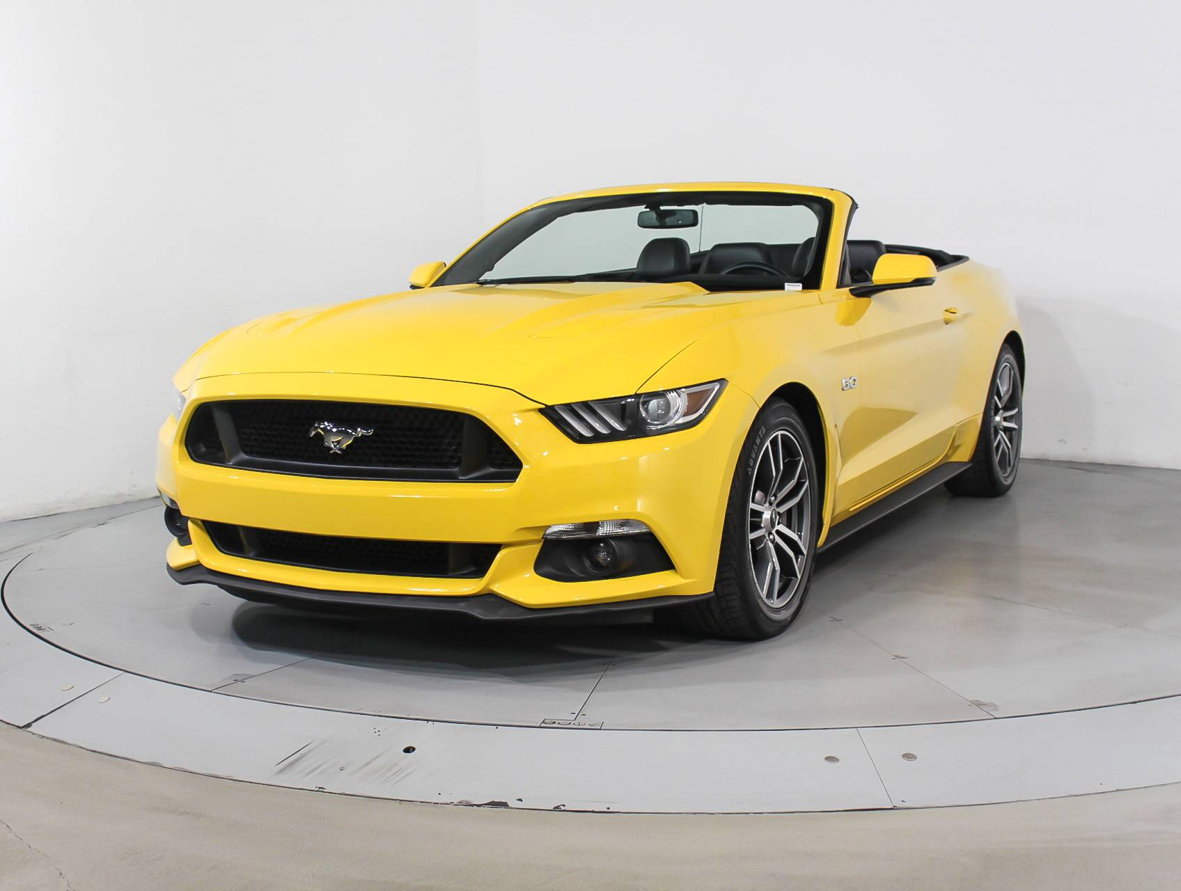 Used 2017 ford mustang gt premium convertible for sale in miami fl 91058 florida fine cars