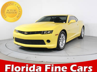 Used CHEVROLET CAMARO 2014 MIAMI 1LT