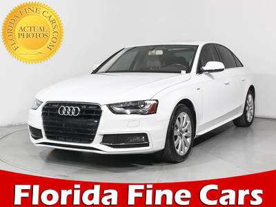 Used AUDI A4 2015 HOLLYWOOD PREMIUM