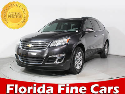 Used CHEVROLET TRAVERSE 2015 MIAMI 1LT