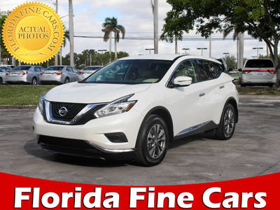 Used NISSAN MURANO 2015 MARGATE S