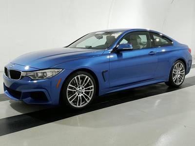 Used BMW 4-SERIES 2015 MARGATE 435i M Sport