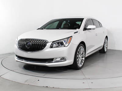 Used BUICK LACROSSE 2016 HOLLYWOOD Premium 2 Group