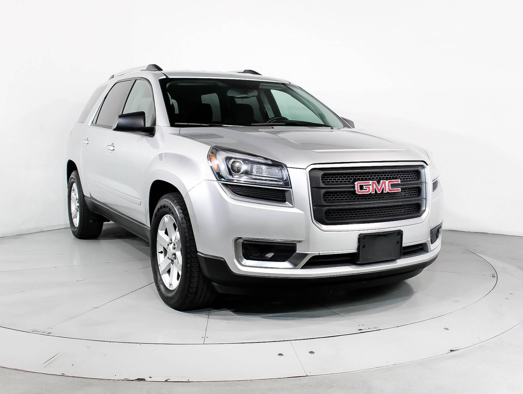 Used 2016 GMC ACADIA Sle1 Awd SUV for sale in MIAMI FL