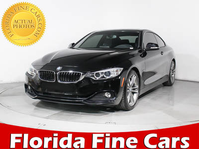 Used BMW 4-SERIES 2015 MIAMI 428i Sport