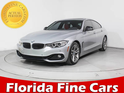Used BMW 4-SERIES 2015 HOLLYWOOD 428i Grancoupe Sport