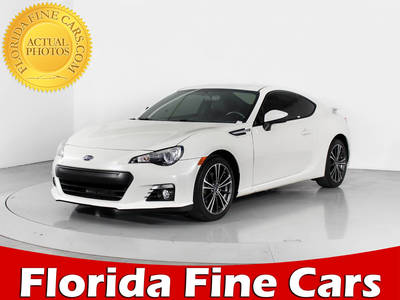 Used SUBARU BRZ 2015 WEST PALM LIMITED