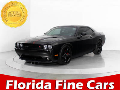 Used DODGE CHALLENGER 2014 WEST PALM R/t Plus