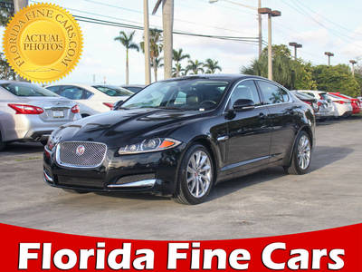 Used JAGUAR XF 2015 MARGATE Premium