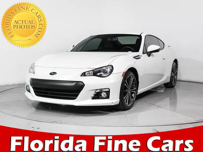 Used SUBARU BRZ 2016 WEST PALM LIMITED