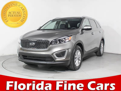 Used KIA SORENTO 2018 HOLLYWOOD Lx