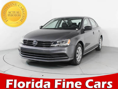 Used VOLKSWAGEN JETTA 2015 MIAMI S Tech
