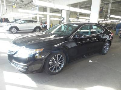 Used ACURA TLX 2015 MIAMI V6