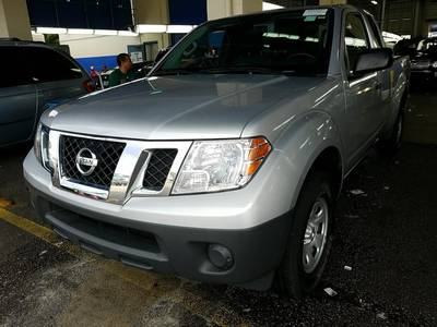 Used NISSAN FRONTIER 2016 MIAMI Extended Cab S