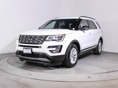 Used FORD EXPLORER 2017 MARGATE XLT