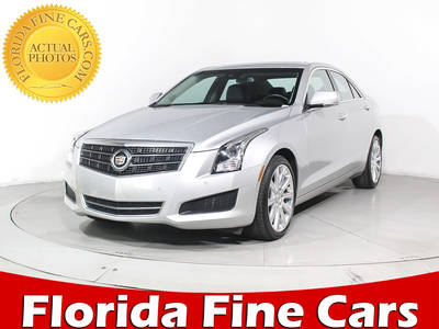 Used CADILLAC ATS 2014 MARGATE Luxury Awd