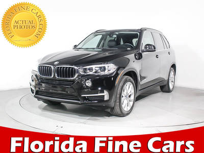 Used BMW X5 2016 MIAMI XDRIVE35I