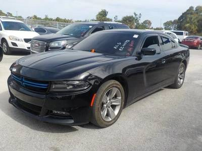 Used DODGE CHARGER 2015 MIAMI SXT