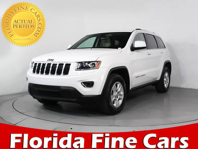 Used JEEP GRAND-CHEROKEE 2015 MIAMI LAREDO