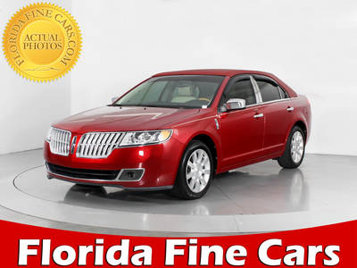 Used LINCOLN MKZ 2011 WEST PALM BASE
