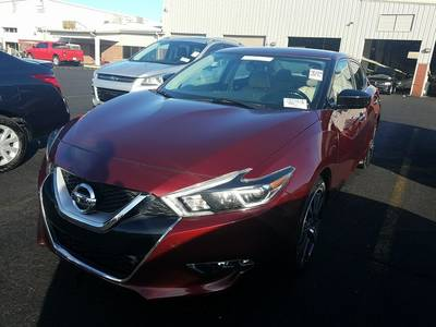 Used NISSAN MAXIMA 2016 WEST PALM S