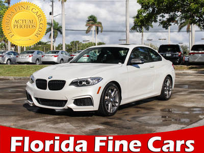 Used BMW 2-SERIES 2015 MARGATE M235I