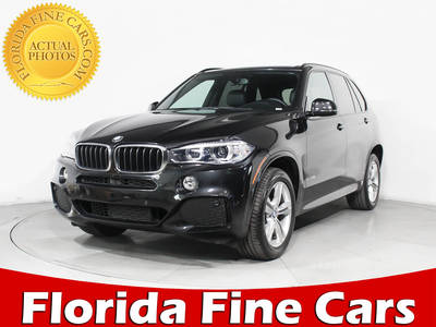 Used BMW X5 2015 HOLLYWOOD Sdrive35i M Sport