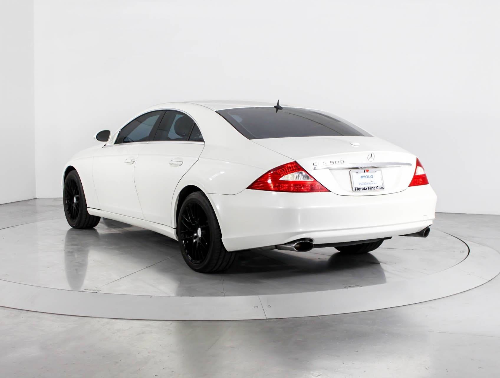 Used 2006 MERCEDES BENZ CLS CLASS CLS500 Sedan for sale in WEST PALM