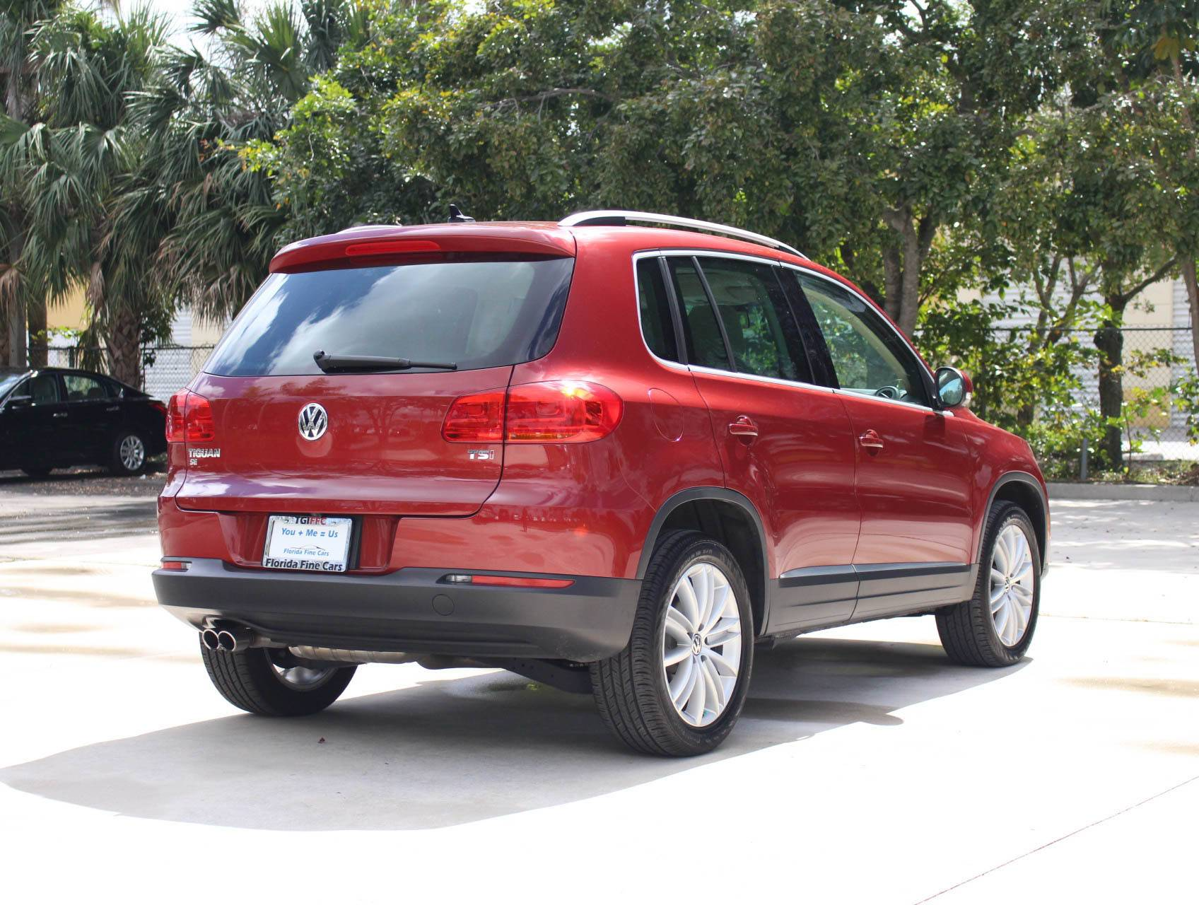 line review volkswagen automotive suv numbers vw tiguan r