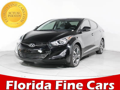 Used HYUNDAI ELANTRA 2015 MIAMI Limited