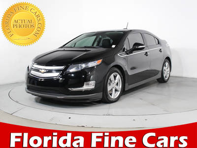 Used CHEVROLET VOLT 2015 MIAMI PREMIUM