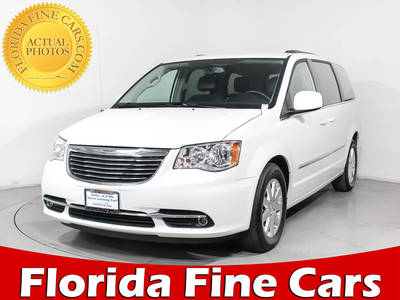 Used CHRYSLER TOWN-AND-COUNTRY 2015 MIAMI TOURING