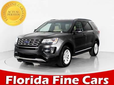Used FORD EXPLORER 2016 WEST PALM XLT