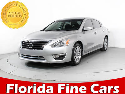 Used NISSAN ALTIMA 2014 HOLLYWOOD S