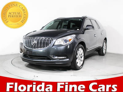 Used BUICK ENCLAVE 2014 HOLLYWOOD Leather Group