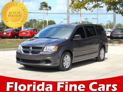Used DODGE GRAND-CARAVAN 2017 MARGATE SE