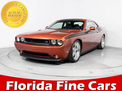 Used DODGE CHALLENGER 2011 HOLLYWOOD R/t