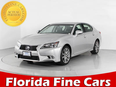 Used LEXUS GS-350 2013 MIAMI Awd