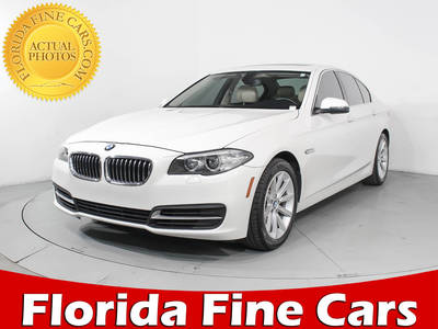Used BMW 5-SERIES 2014 MIAMI 535I