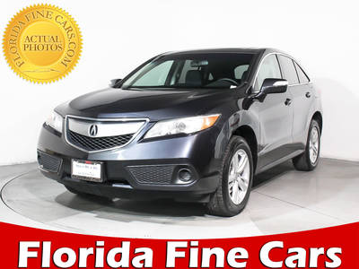 Used ACURA RDX 2015 HOLLYWOOD