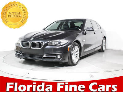 Used BMW 5-SERIES 2015 HOLLYWOOD 528I