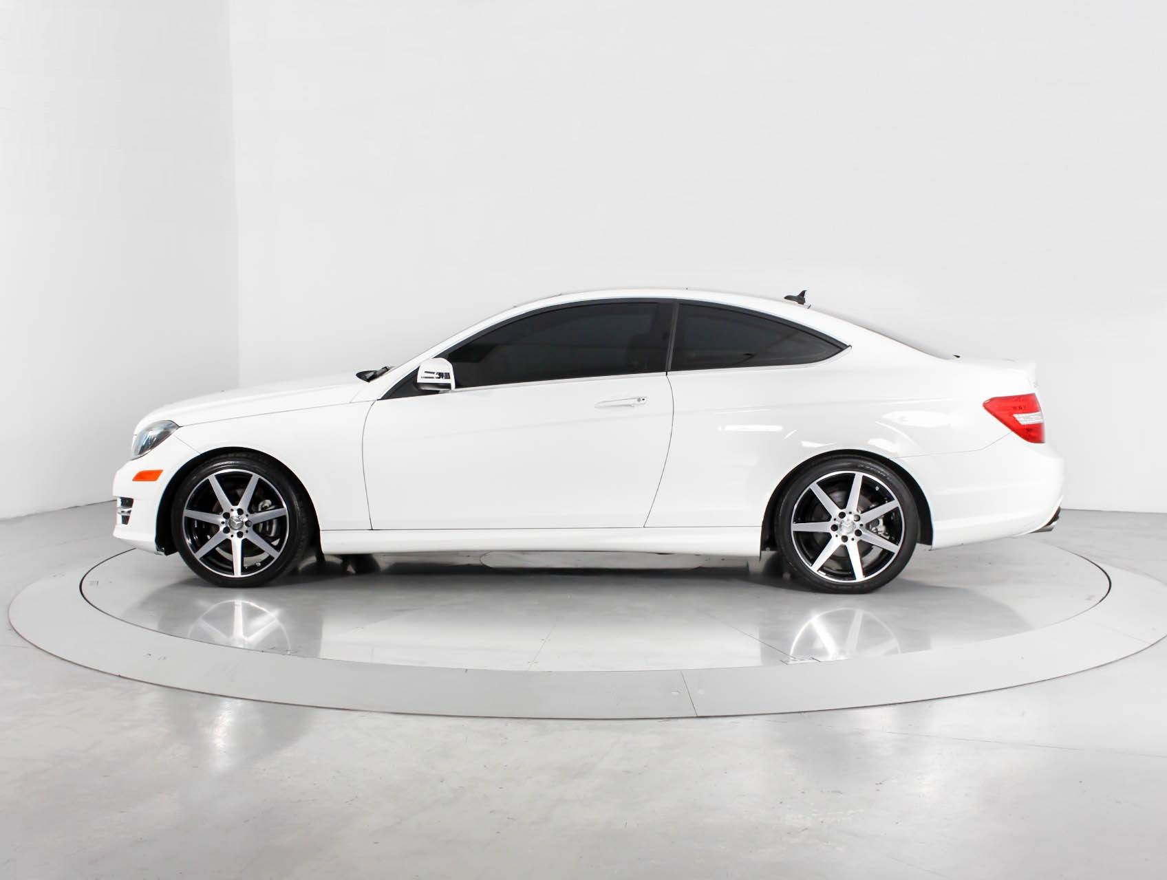 Used 2017 Mercedes Benz C Cl C250 Coupe For In West Palm Fl 91428 Florida Fine Cars