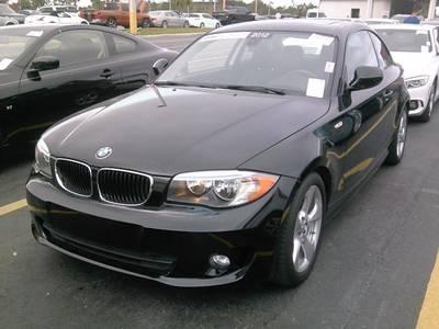Used BMW 1-SERIES 2012 MARGATE 128I