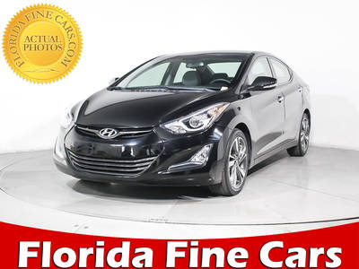 Used HYUNDAI ELANTRA 2014 MIAMI Limited
