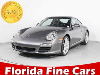 Used PORSCHE 911 2011 MIAMI Carrera