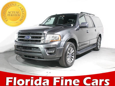 Used FORD EXPEDITION-EL 2016 MIAMI Xlt