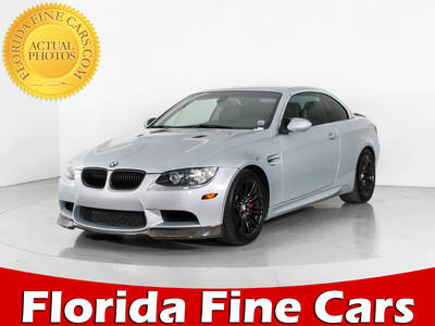 Used BMW M3 2011 WEST PALM Convertible