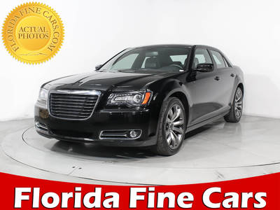 Used CHRYSLER 300S 2014 MIAMI