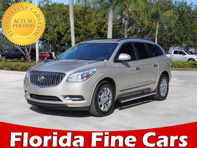 Used BUICK ENCLAVE 2014 MARGATE Leather Group