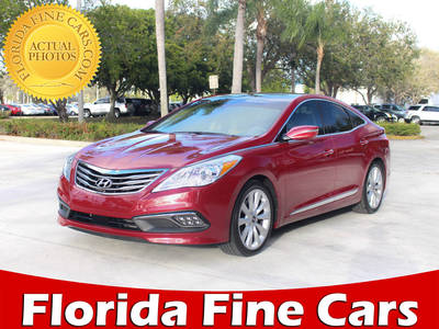 Used HYUNDAI AZERA 2016 MARGATE Limited